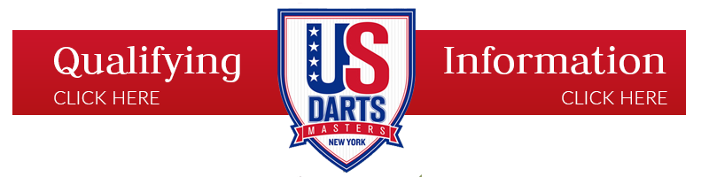 PDC US MDarts Masters Qualifying Information